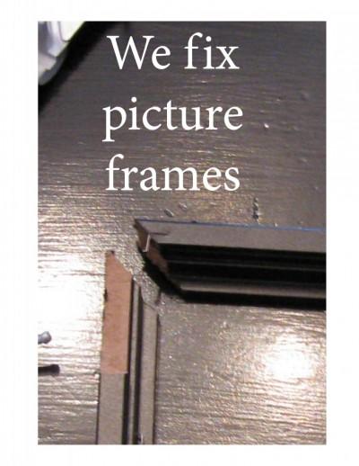 Frame Repair Timeless Custom Frames Art Gallery