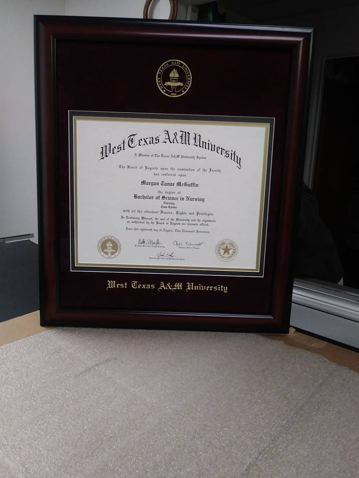 Diploma frames quality and affordable with preservation materials current coupon special upgrade and include anything you want in your frame or consider a shadowbox style diploma frame to include your memorabilia get solutioingenieria Image collections